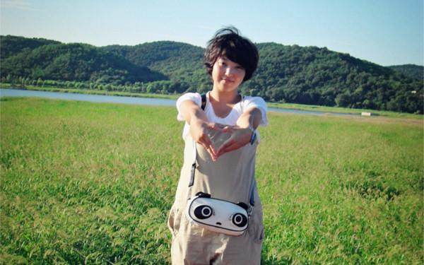 【志愿者秀】2008级志愿者-蔡洪申
