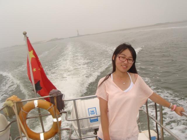 【志愿者秀】2012级志愿者-张志霞