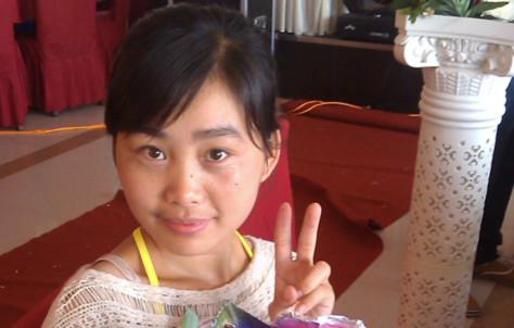 【志愿者秀】2008级志愿者-吕春红