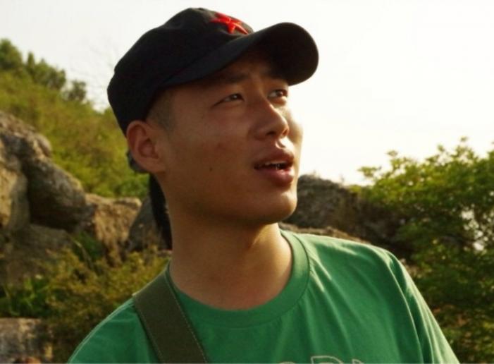 【志愿者秀】2008级志愿者-高清俊