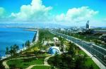 威海海滨广场