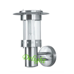 不锈钢太阳能壁灯 DL-SW002