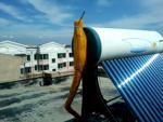锦州太阳宝太阳能维修实例---锦州市太阳能热水器专业维修网