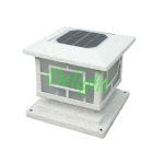 太阳能柱头灯 DL-SP562-W