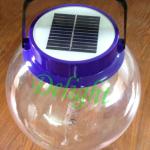圆球太阳能野营灯 DL-SC08-1