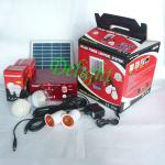 Mini 便携式太阳能家庭系统 DL-PSK3W