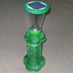 高档树脂太阳能草坪灯 DL-SJA001