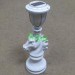 树脂太阳能草坪灯 DL-SJA002