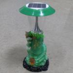 高档树脂太阳能草坪灯 DL-SJA005