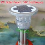 5W 高亮度太阳能草坪灯 DL-SLS004