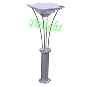 9W 高亮度太阳能草坪灯 DL-SLS002
