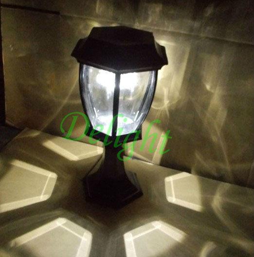 太阳能柱头灯 DL-SP735