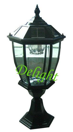 太阳能柱头灯 DL-SP2013