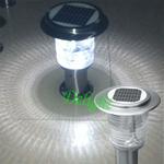 不锈钢太阳能柱头灯 DL-SPS006