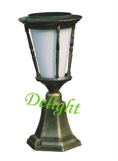 太阳能柱头灯 DL-SP252
