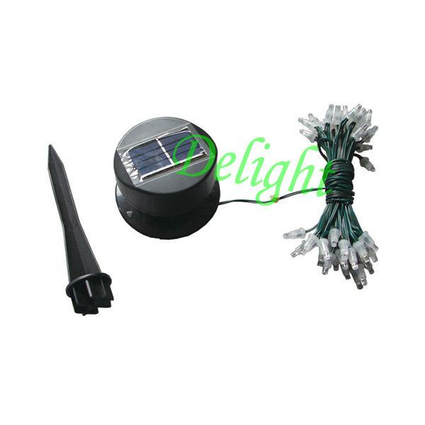 太阳能灯串地插 DL-SS001