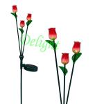 3头玫瑰地插灯 DL-SRS500-3F