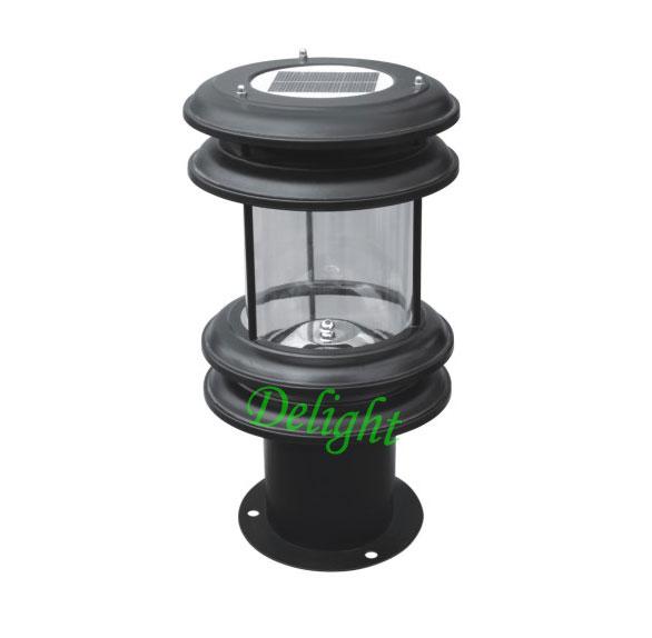 2W 太阳能柱头灯 DL-SP260