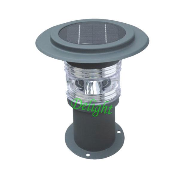 2W太阳能柱头灯 DL-SP261