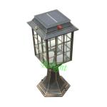 欧式太阳能柱头灯 DL-SP744