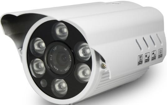 六灯阵列红外摄像机