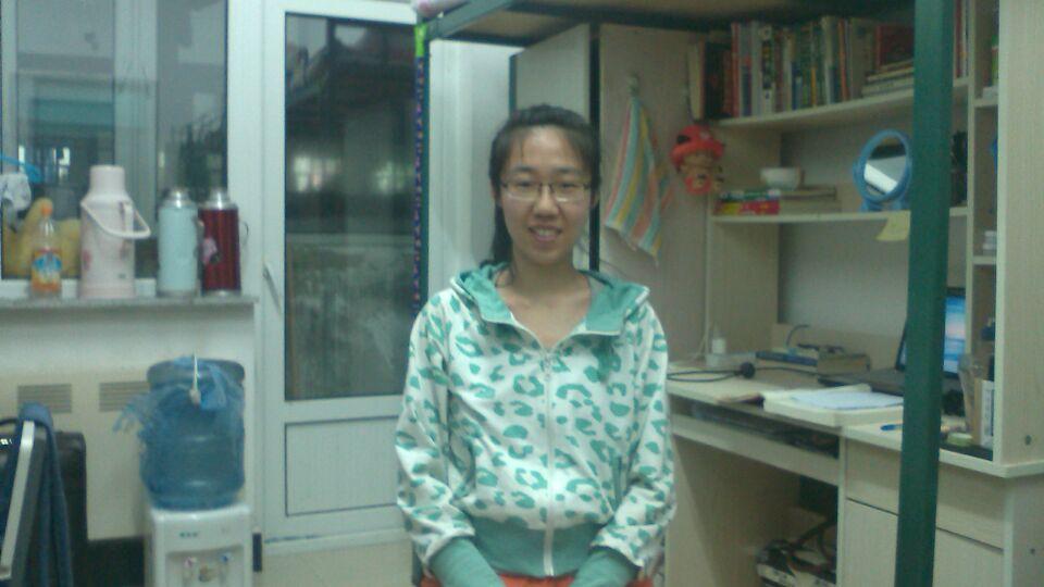 【志愿者秀】2011级志愿者-杨鸿雁