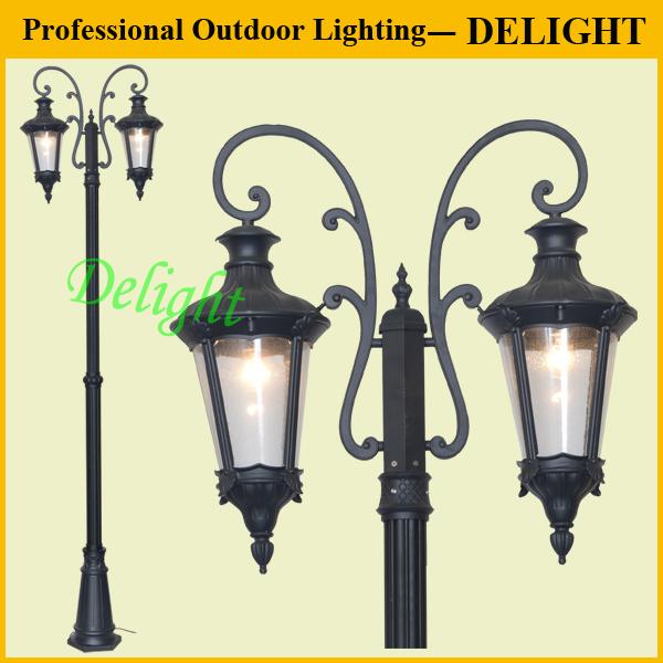 LED户外花园灯 户外路灯 DL-OG416
