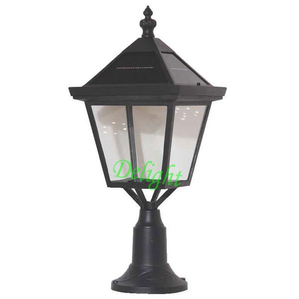 高流明太阳能柱头灯 DL-SPS013