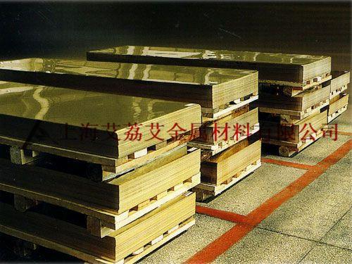 C89550无铅环保黄铜进口易切削硒铋黄铜合金化学成分力学性能