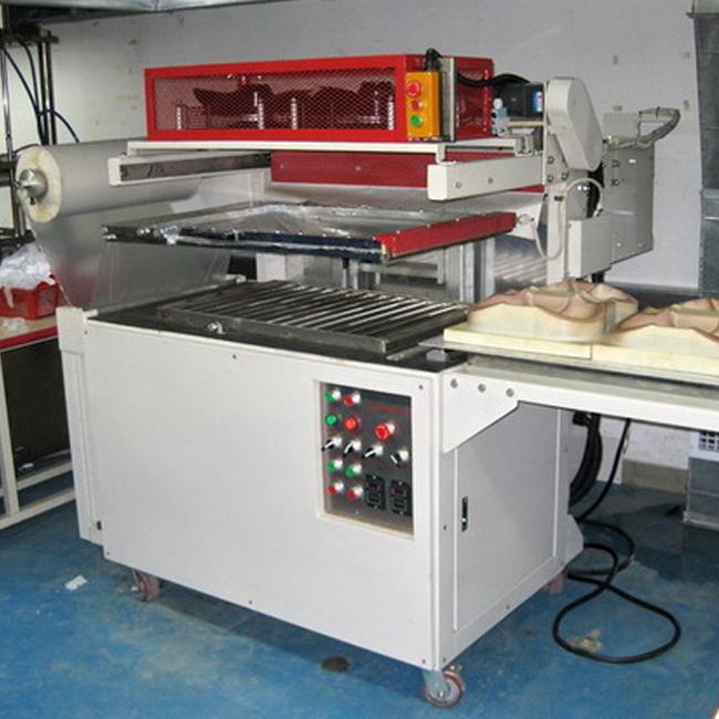 5580常热型贴体机