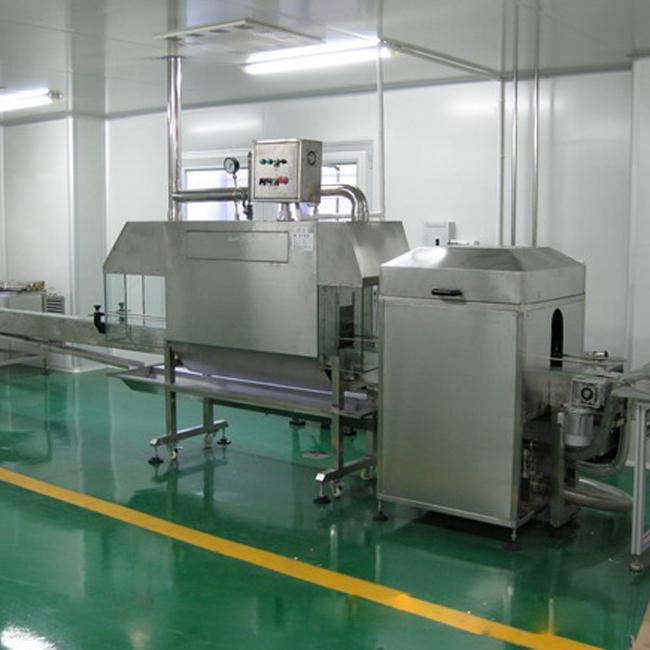 标签蒸汽收缩机steam packer