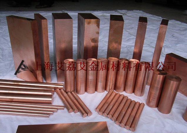 TCr0.3-0.3,C18135,CuCr0.3-0.3铬铜合金板棒化学成分力学性能物理性能