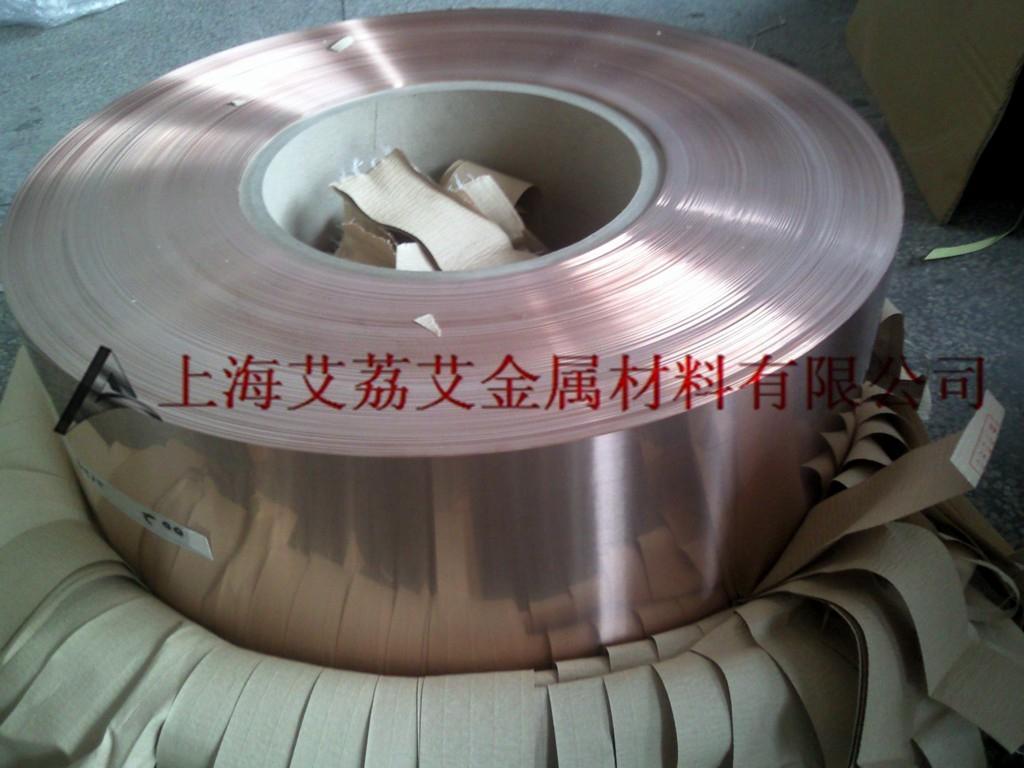 NKT180日矿钛铜合金高强度沉淀硬化钛青铜合金化学成分机械性能