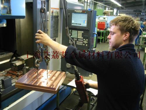 TCr0.6-0.4-0.05,C18100铬铜合金板棒化学成分力学性能物理性能