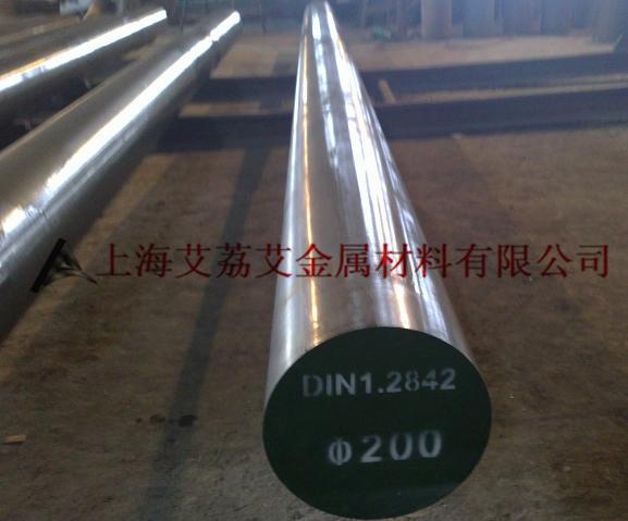 DIN1.2842;90MnCrV8合金工具钢9Mn2V;02冷作模具钢B02耐磨工具钢GOST 9G2F化学成分