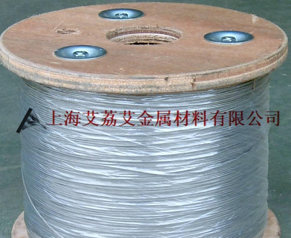 SUS316、GD31Mo(SUPA75D)、Sanicro 26Mo、MP35N油田专用进口录井钢丝、进口防硫钢丝、油田吊仪器专用防硫钢丝