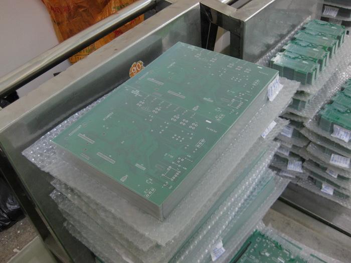 线路板气泡布包装机