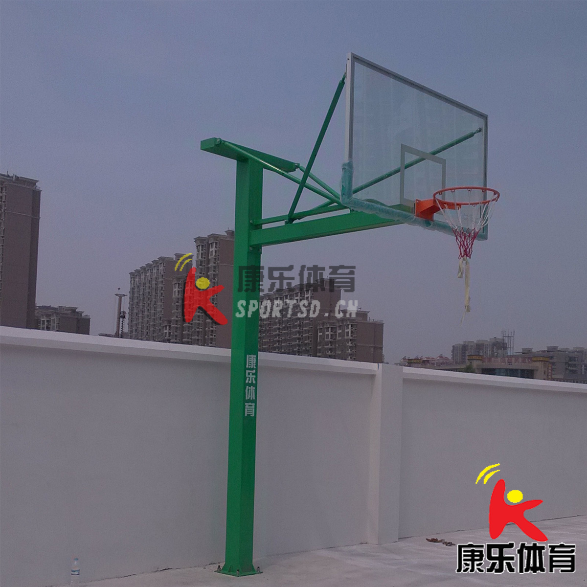 济南篮球架-方管篮球架
