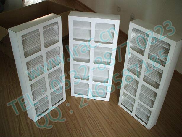 机房空调纸框过滤网