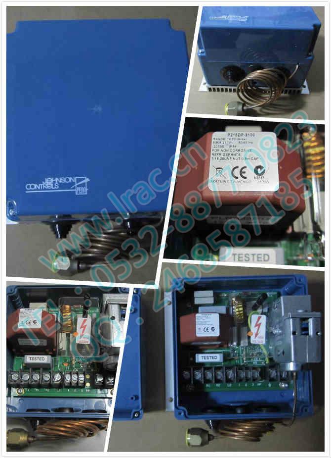 江森P215DP-9100风扇调速器