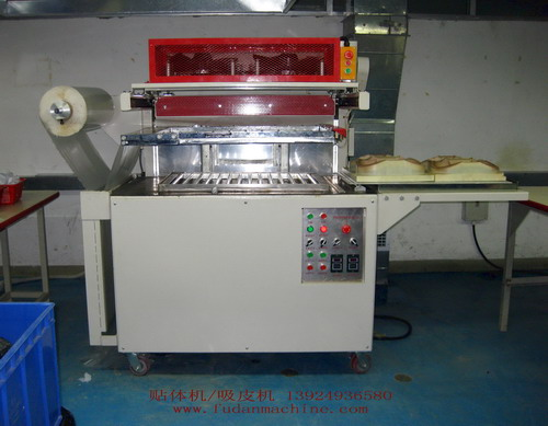 TPU膜专用覆膜机