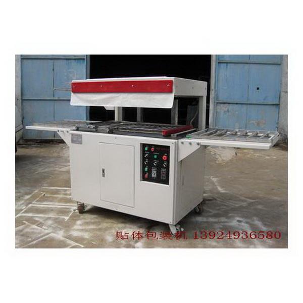 5580瞬热式贴体包装机