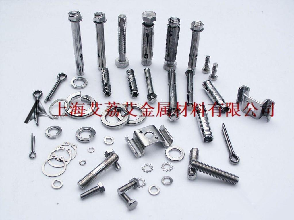 A2-60、A2-70、A2-80奥氏体不锈钢螺栓紧固件圆棒六角棒