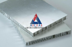 铝蜂窝板 保温减振幕墙隔音装饰铝板 防火阻燃隔断蜂窝铝复合板