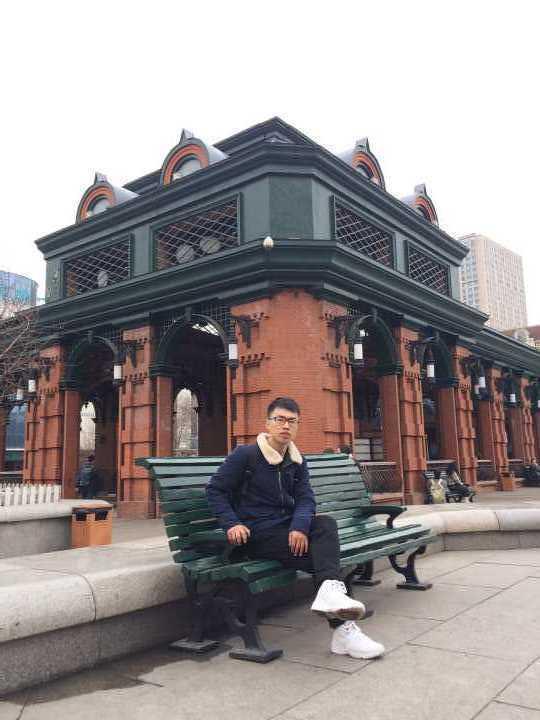 【优秀评比】吉林建筑大学心语志愿者协会 优秀志愿者-朱洪伟