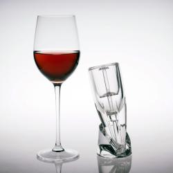 透明水晶快速醒酒器  LFK-020A