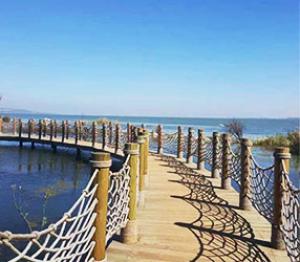 项目名称:昆明昆阳海滩