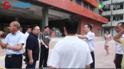 中山市人社局副局长杨小俊关心坦南创客园发展