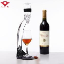 Fountain magic decanter wine aerator LFK-002B