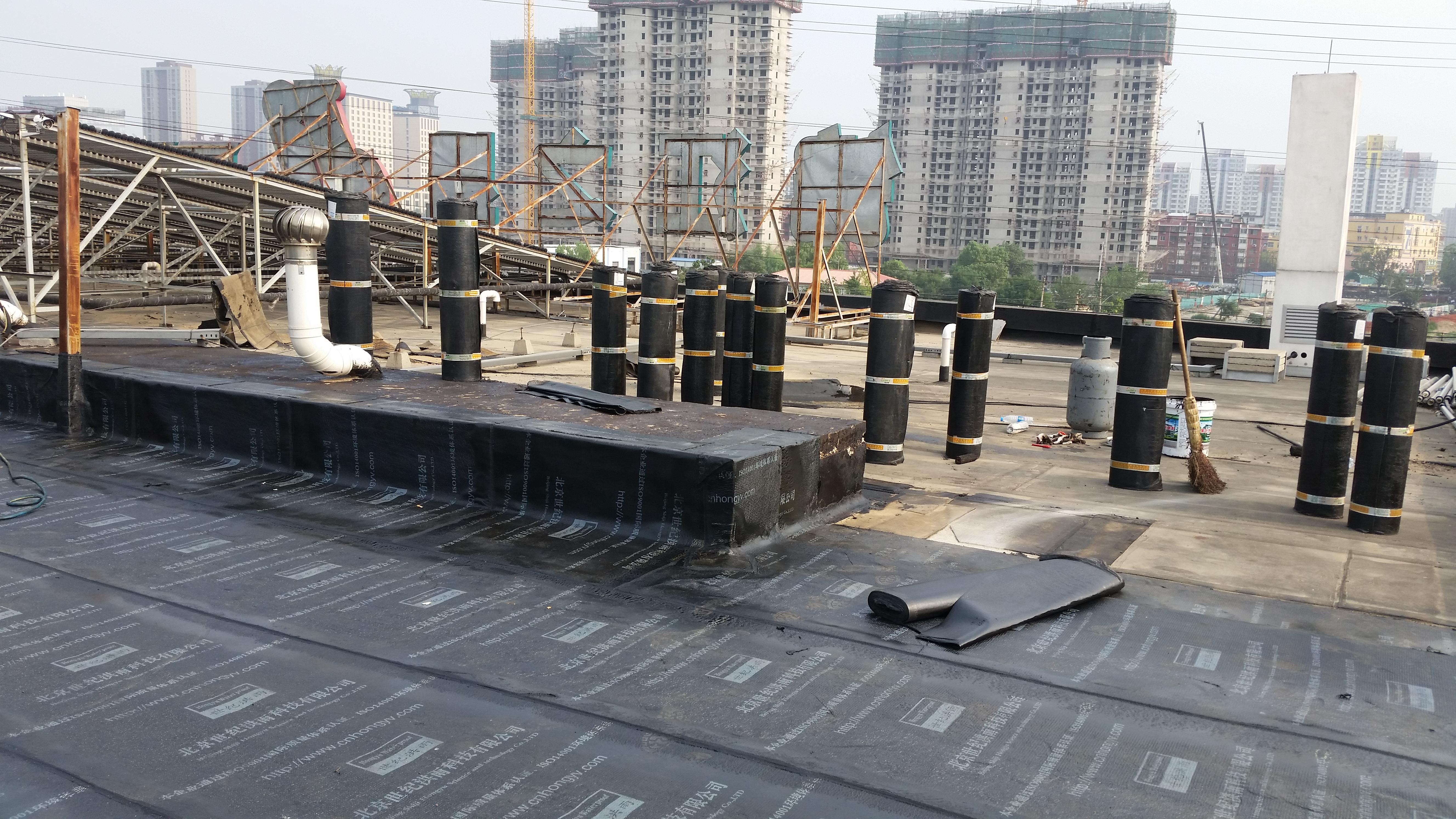 楼顶屋面防水